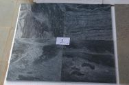 Silver Gray slate/polished